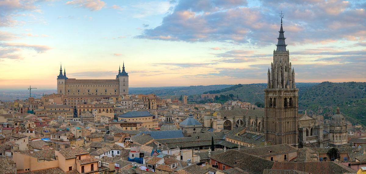 Toledo Vista Panorámica
