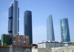 Madrid Las Cuatro Torres